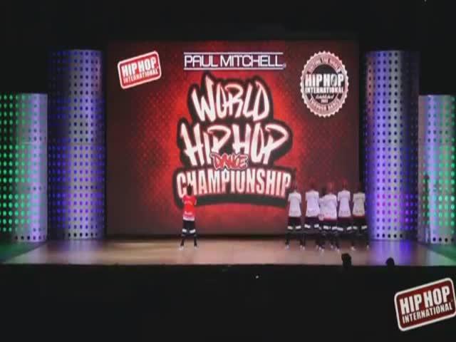 Российский танцевальный коллектив BLAST выиграл чемпионат World Hip Hop Dance Championship