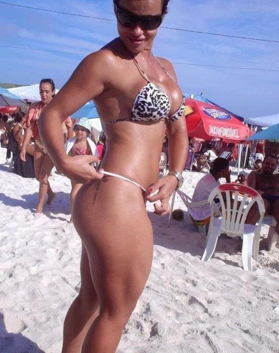 Девушки из Бразилии (28 фото)