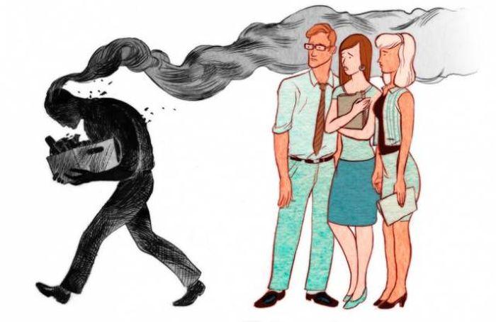 Суровая правда от иллюстратора Корена Шадми (20 картинок)