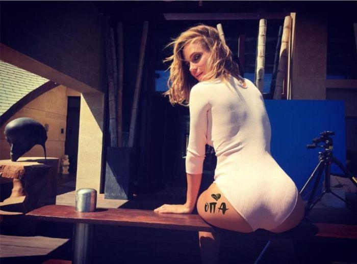 Русские девушки, которые могли бы выступить на конкурсе «Мисс Бум Бум» (21 фото)