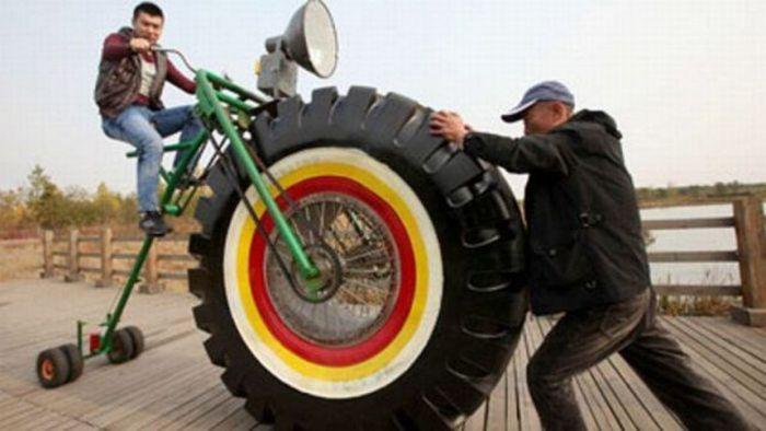 Странные фото из Китая (55 фото)