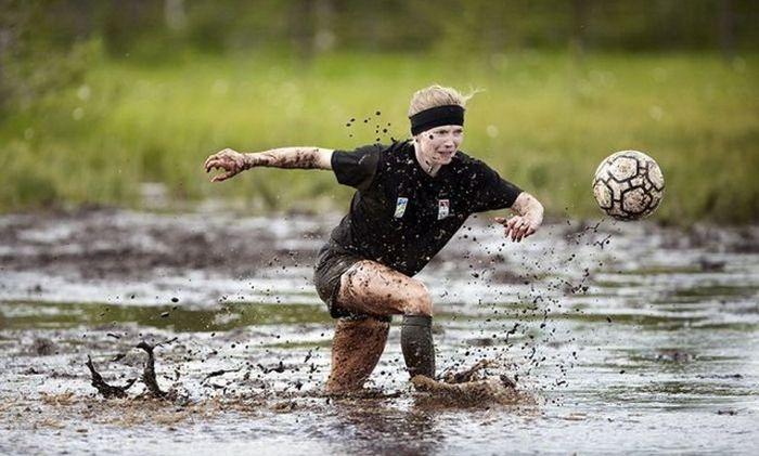 Прикольные спортивные фотографии (36 фото)