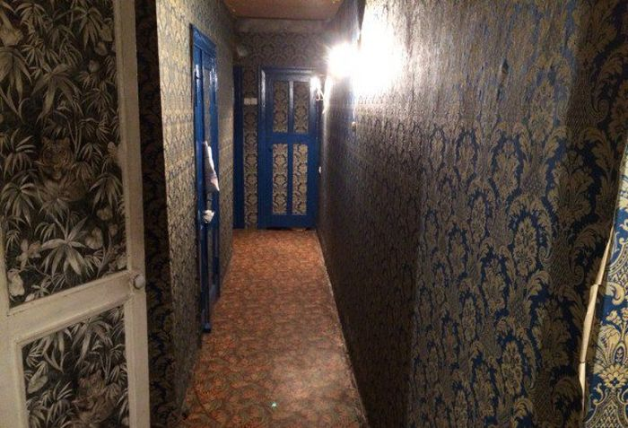 Ужасно оформленные интерьеры (40 фото)