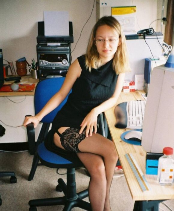 Фотоподборка симпатичных девушек (30 фото)