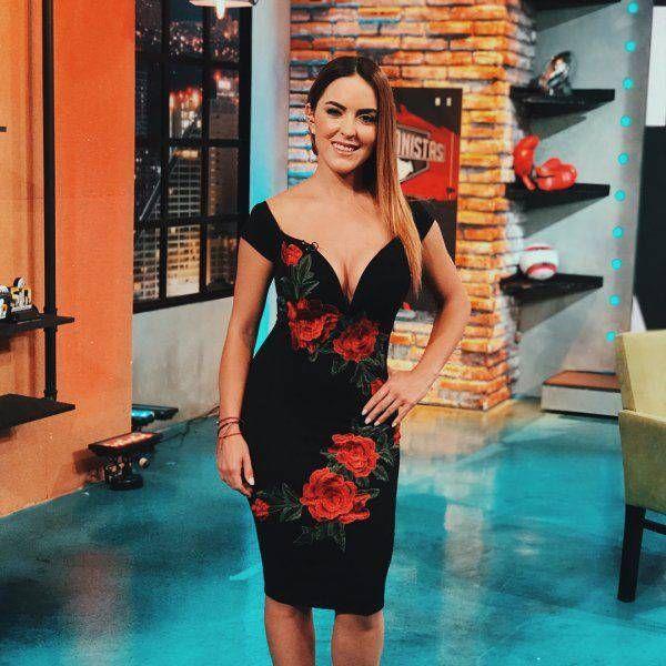 Прекрасная мексиканская телеведущая Патти Лопез (32 фото)