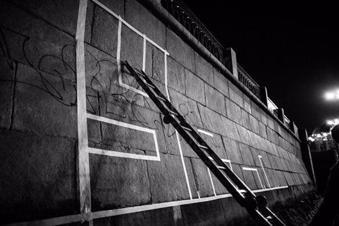 В Екатеринбурге появился невидимый памятник погибшей подводной лодке «Курск» (3 фото)