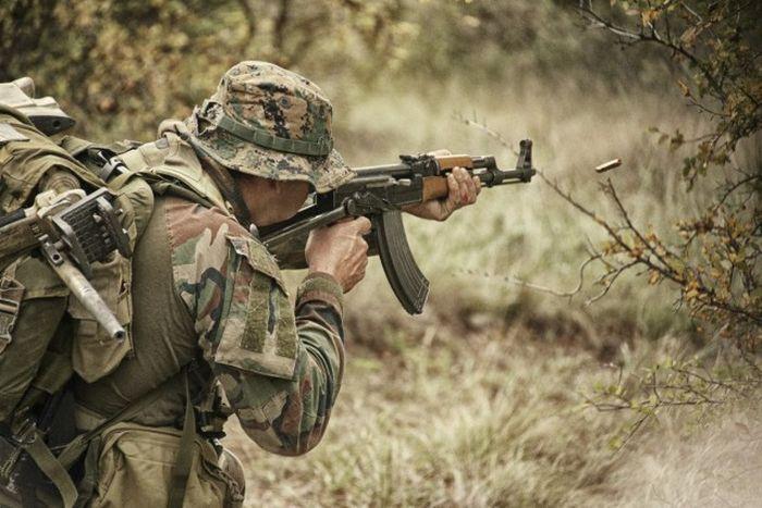 Военнослужащие американского спецназа (48 фото)