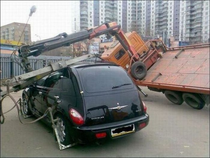 Жесткие авто неудачи (25 фото)