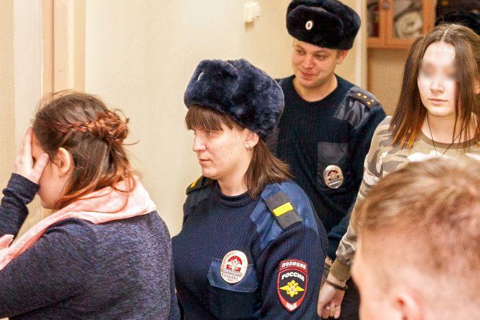 «Хабаровским живодеркам» Алене Савченко и Алине Орловой вынесли приговор