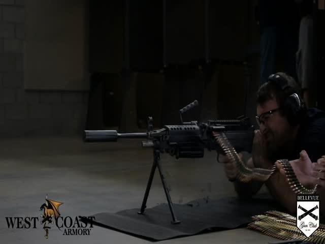К чему приводит непрерывная стрельба из пулемета