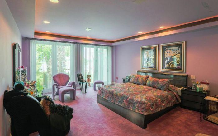 Особняк в стиле 90-х за 800 000 долларов (35 фото)