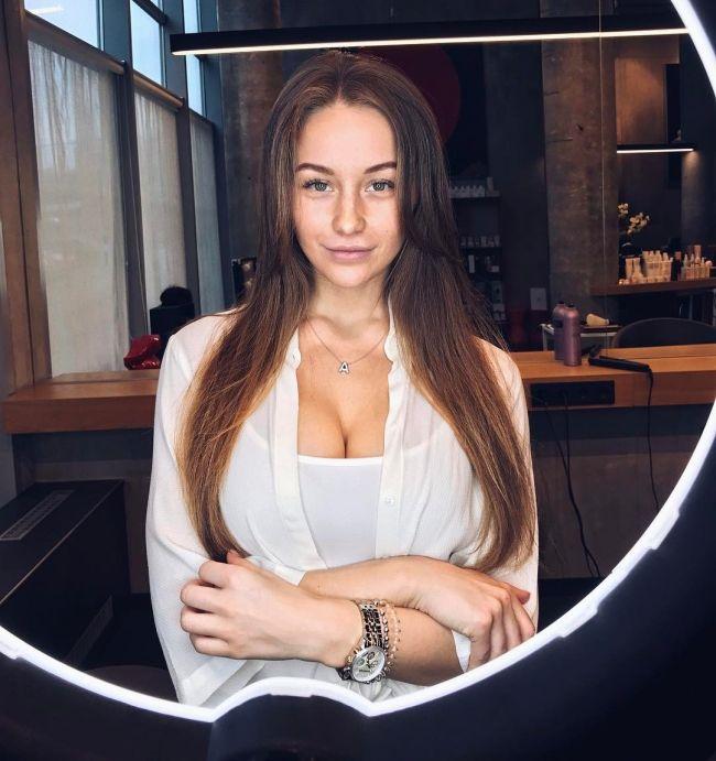 Удивительное преображение 26-летней модели Ольги Катышевой (8 фото)