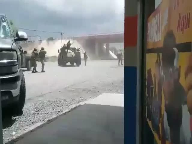 Война с наркокартелями в Мексике