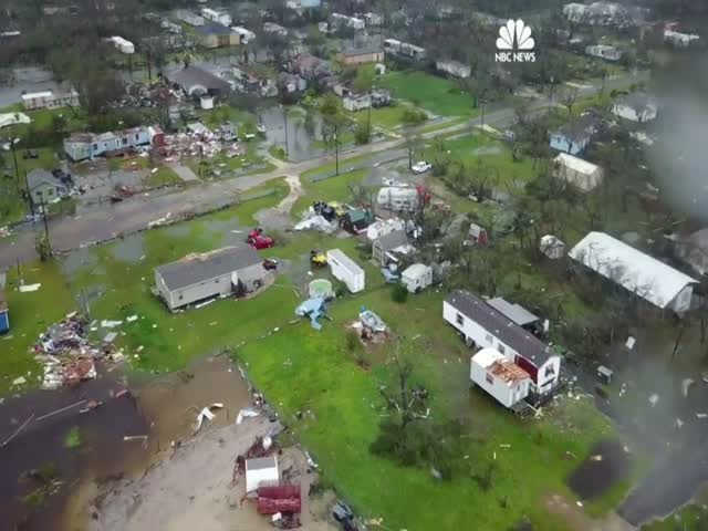 Последствия урагана «Харви» в Техасе