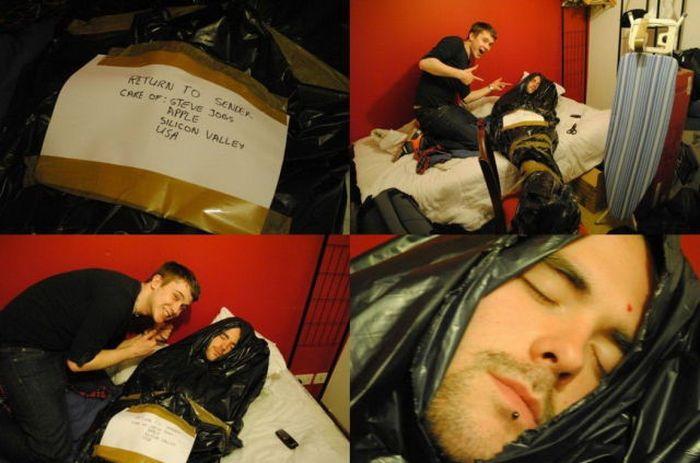 Не засыпается во время вечеринок (32 фото)