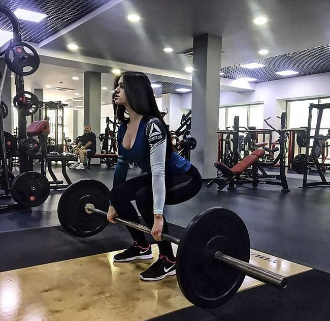 Вера Шульц – девушка, поборовшая анорексию и ставшая фитнес-тренером (9 фото)