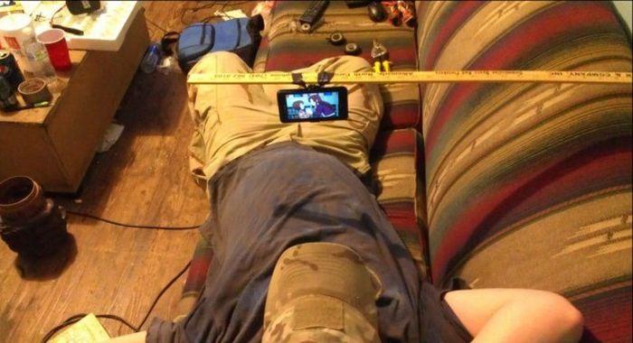 Лентяи максимального уровня (26 фото)