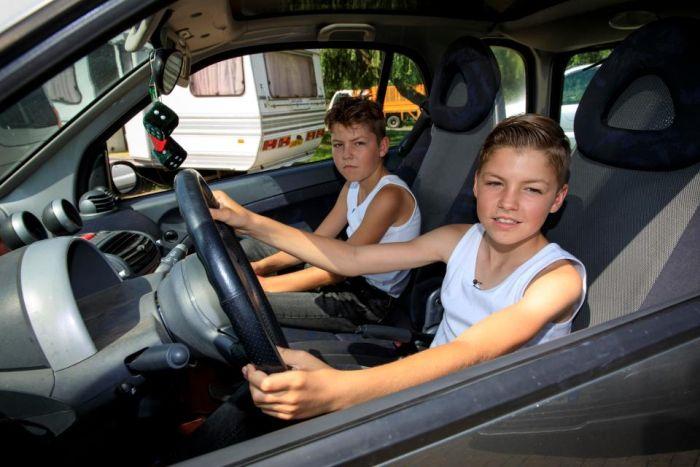 11-летние цыгане из Британии стали героями телешоу (10 фото)