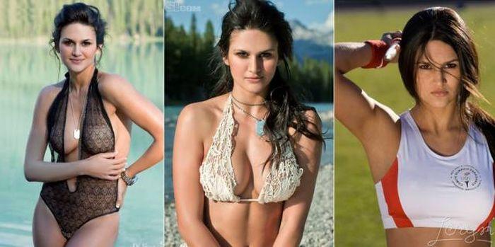 Прекрасные спортсменки (26 фото)