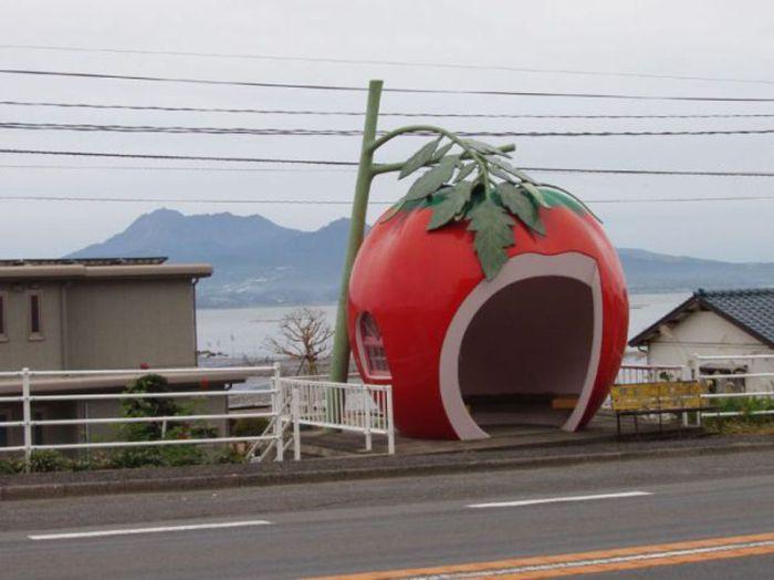 Странные фото из Японии (37 фото)