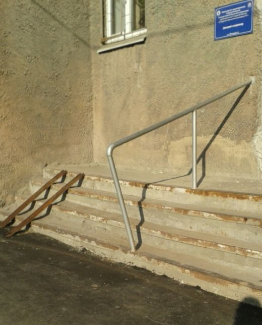Издевательство ЖКХ в Самаре (2 фото)