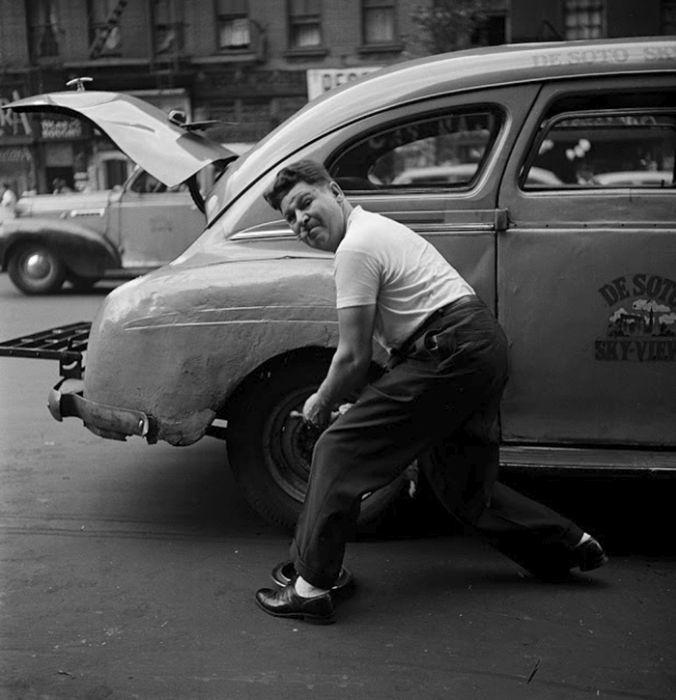 Фотографии Нью-Йорка, сделанные Стэнли Кубриком (31 фото)