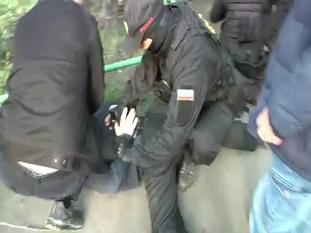В Мурманске задержали торговцев оружием