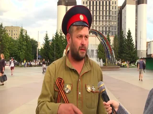 Интервью мужчины, который поджог здание театра в Екатеринбурге