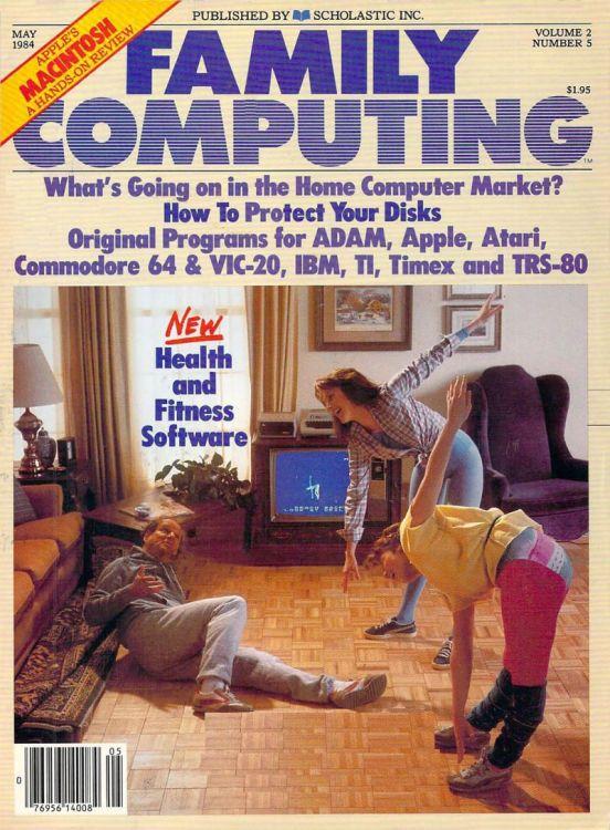 Обложки компьютерных журналов 80 - 90-х годов (20 фото)
