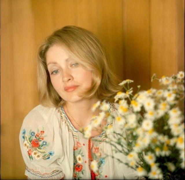 Фотопортреты советских актрис от Владимира Бондарева (20 фото)