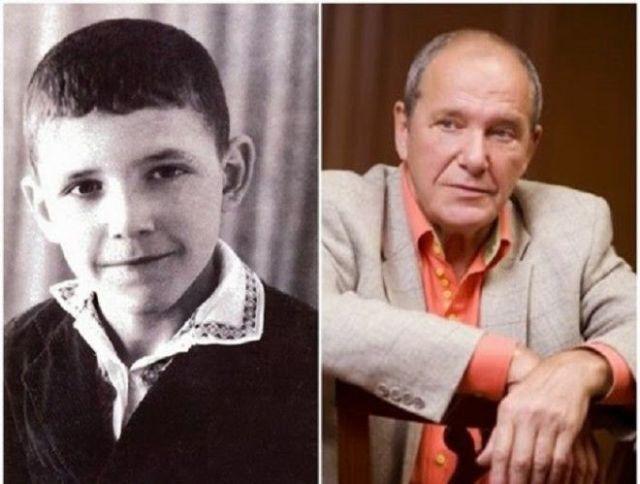 Детские фото советских актеров (20 фото)