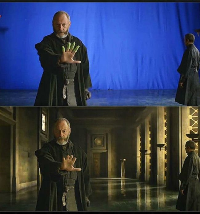 Фото со съемочной площадки «Игры престолов» (16 фото)