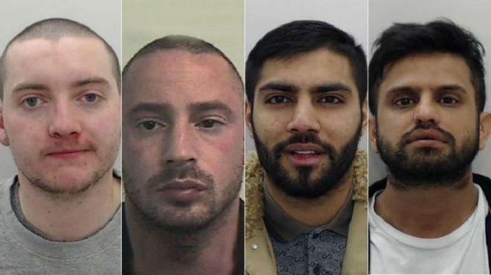 Наркоторговцы, доставлявшие наркотики в коробках от собачьего корма, получили 48 лет тюрьмы (3 фото)