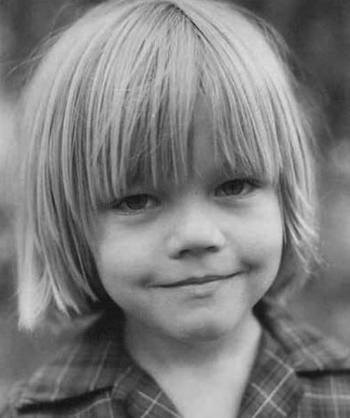 Звезды в детстве и юности (29 фото)