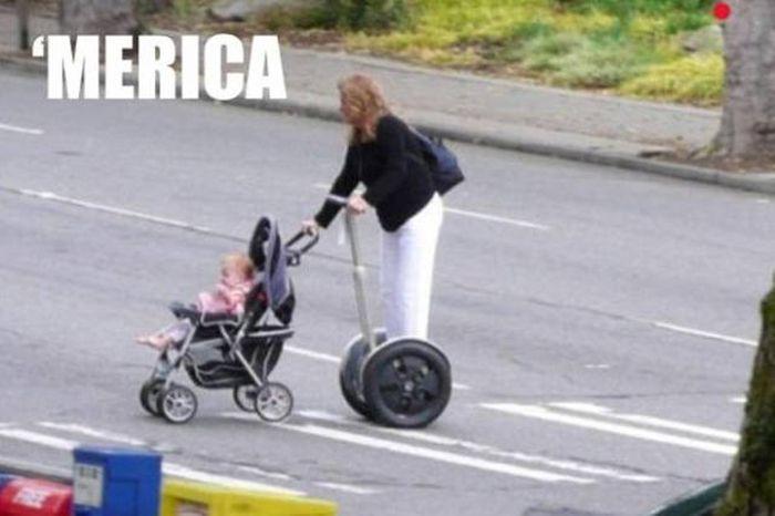 Странные и забавные фото из США (36 фото)