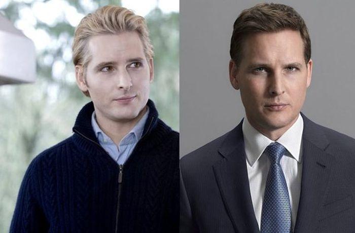 Актеры вампирской саги «Сумерки» 10 лет спустя (14 фото)