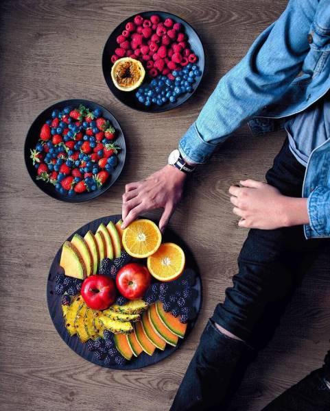Веганская пища тоже может быть аппетитной (38 фото)