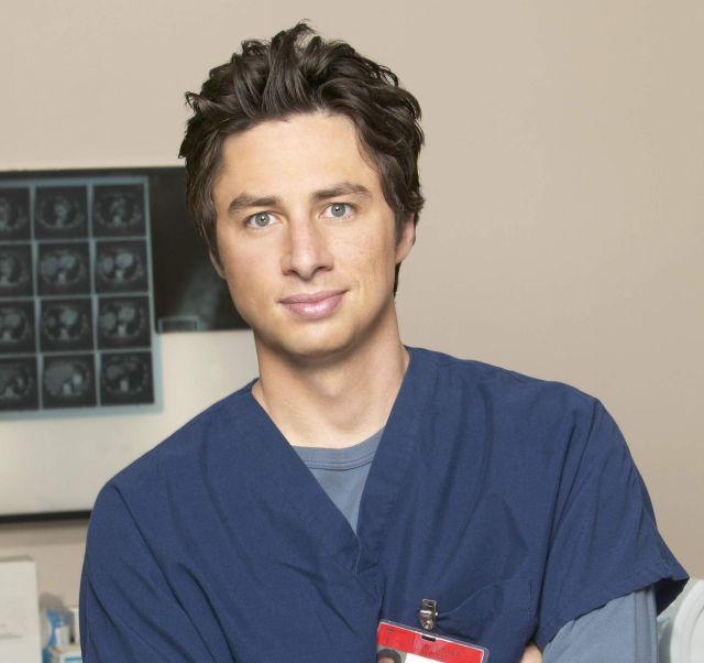 Звезда сериала «Клиника» актер Зак Брафф нашел свое фото в объявлении (фото)