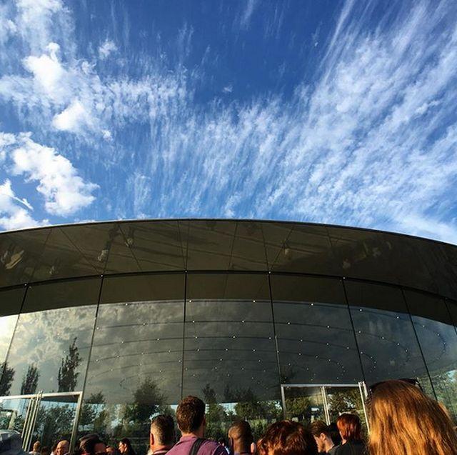 «Театр Стива Джобса» в долине Санта Клара (11 фото)