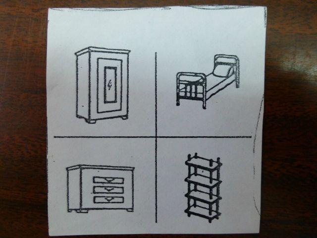 Как простой тест с картинками помог выявить психически нездорового человека (6 фото)