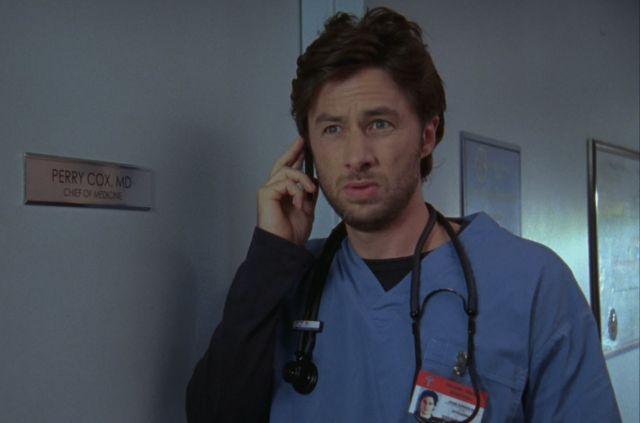 Актер Зак Брафф, снимавшийся в сериале «Клиника», нашел еще одно объявление со своим фото (фото)