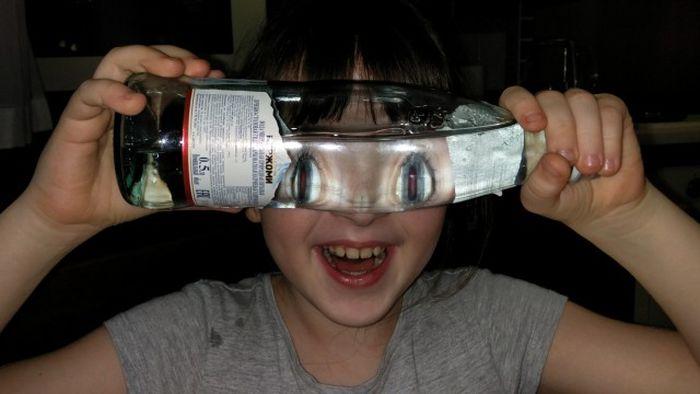 Забавные детские снимки (42 фото)