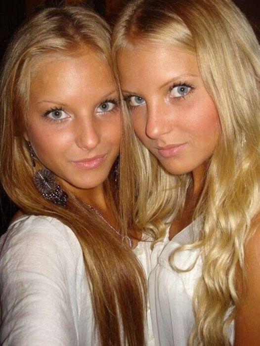 Красивые девушки, на которых приятно посмотреть (33 фото)