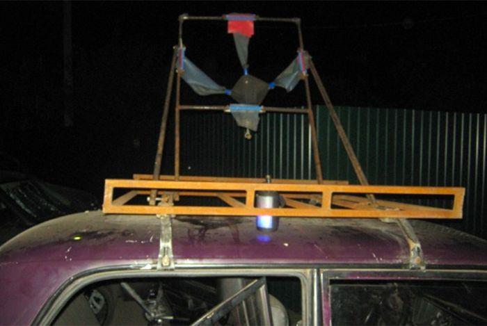 Самые необычные способы доставки запрещенных вещей в тюрьму (10 фото)