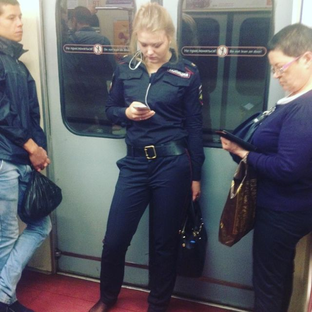 """""""П"""" - значит полиция (21 фото)"""