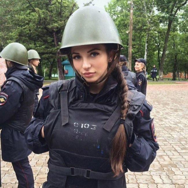 Моя полиция меня бережёт