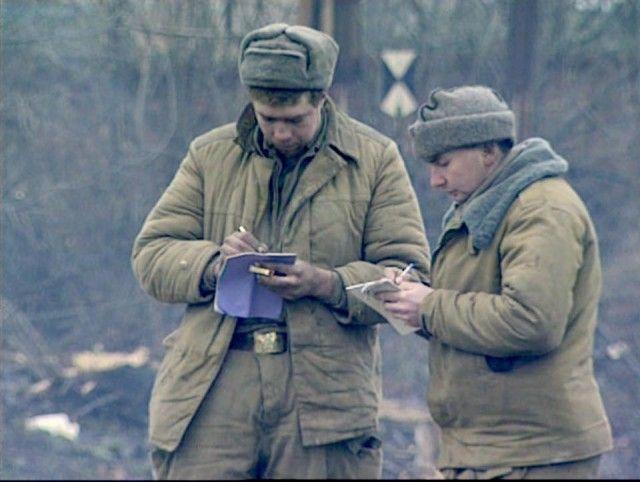 Впечатляющие кадры Первой чеченской войны (32 фото)