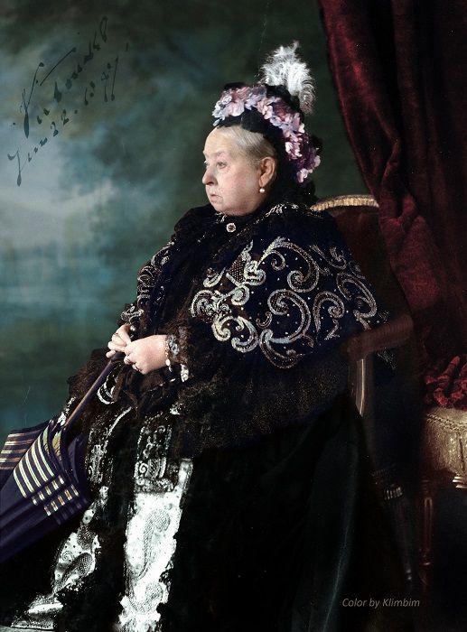 Раскрашенные исторические фотографии (20 фото)