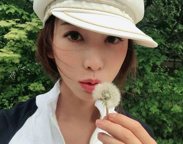 Китайская актриса Линь Чилин шокировала всех своим возрастом (6 фото)