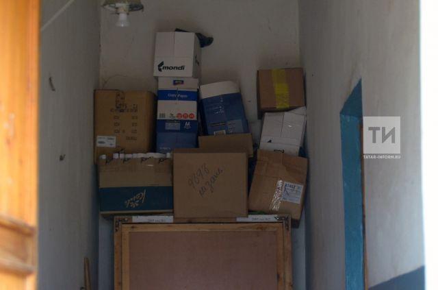 Головной офис обанкротившейся авиакомпании «ВИМ-Авиа» нашли в небольшом поселке Татарстана (6 фото)